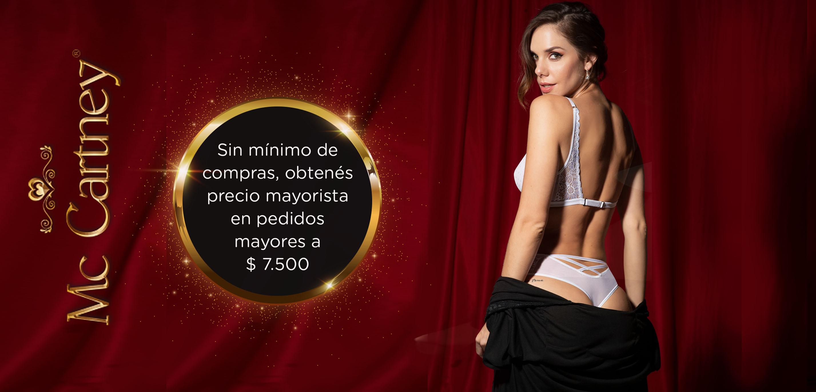 Promociones lencería en Argentina
